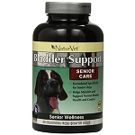 Bladder Support - Senior Care for Dogs by NaturVet  60 ct.
