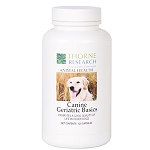 Canine Geriatric Basics by Thorne Research - 120 ct.