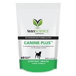 Canine Plus Bite-Sized Chews - 60 ct. -  Dog Vitamins Vetri-Science