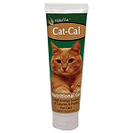Cat-Cal Nutritional Gel by NaturVet - Omega 3s for Cats
