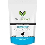 Composure for Dogs - 60 Chews - Calming Aid