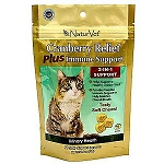Cranberry Relief Soft Chews - Urinary & Immune Support for Cats