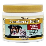 Cranberry Relief by NaturVet - UTIs & Bladder Infections Cats Dogs