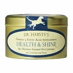 Dr. Harvey's Health and Shine - 90 ct. - Fish Oil for Dogs