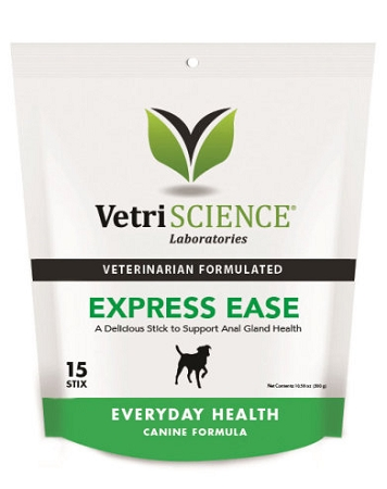 Vetriscience Express Ease Anal Gland Support 15 Bars