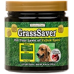 GrassSaver Soft Chews by NaturVet - Stops Yellow Grass Spots