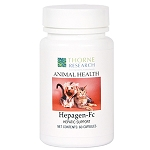 Hepagen-Fc by Thorne - Liver Support for Cats and Small Dogs