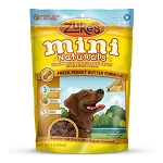 Mini Naturals Dog Treats by Zuke's - Peanut Butter - 1 lb.