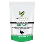 Nu-Cat Chews by Vetri-Science - Daily Vitamins for Cats - 60 ct.