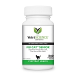 Nu-Cat Senior by Vetri-Science - 240 tablets - Cat Vitamins