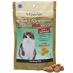 Quiet Moments Calming Aid Plus Melatonin Soft Chews for Cats