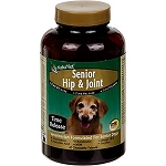 Senior Hip & Joint by NaturVet - 40 ct. Glucosamine for Older Dogs