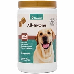 All-in-One Soft Chews for Dogs - 120 ct - Naturvet
