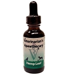 Hemp Leaf Tincture by Veterinarian's Apawthecary - 2 oz.