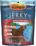 Zuke's Jerky Treats for Dogs - BBQ Beef - 4 oz.