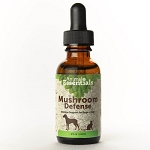 Mushroom Defense Immune Support  for Pets- 2 oz. - Animal Essentials
