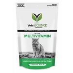 Nu-Cat Multivitamin Mineral  Supplement for Cats - 30 chews