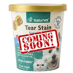Tear Stain Plus Lutein Soft Chews - 70 ct - NaturVet