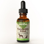 Tranquility Blend - 2 oz. - Natural Calming Remedy for Pets