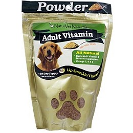 Vita Pet Adult Dog Vitamin Powder by NaturVet - 10 oz.