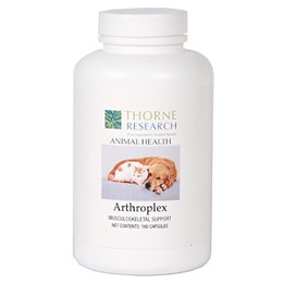 Arthroplex by Thorne - Joint Support for Dogs & Cats - 180 ct.