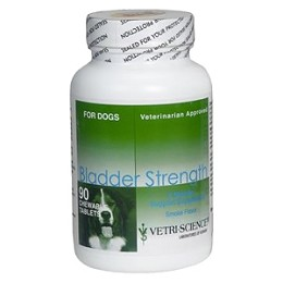 Bladder Strength for Dogs - 90 tablets - Vetri-Science