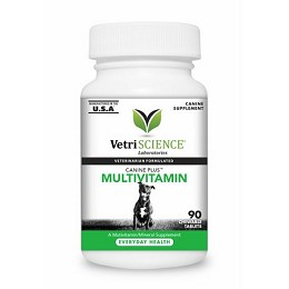Canine Plus Multivitamin - 90 tablets - Vetri-Science