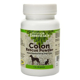 Colon Rescue Powder 30g - Animal Essentials Phytomucil for Dogs & Cats