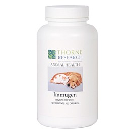 Immugen by Thorne - Immune Supplement for Dogs and Cats