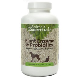 Animal Essentials Plant Enzymes and Probiotics - 100 grams