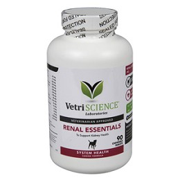 Renal Essentials for Dogs by Vetri-Science - 90 tablets