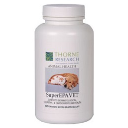 Super EPA-VET - Fish Oil Supplement for Dogs and Cats