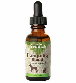Tranquility Blend - 2 oz. Herbal Calming Remedy for Dogs and Cats