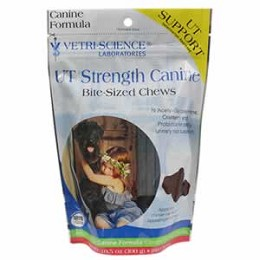 UT Strength Canine Bite-Sized Chews - 60 ct.