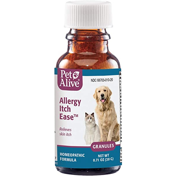 PetAlive Allergy Itch Ease - 20 gr. - Relief for Itchy Pets