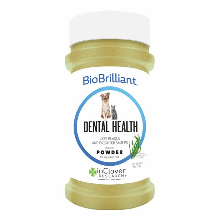 In Clover BioBrilliant - Dental Health Support for Dogs and Cats