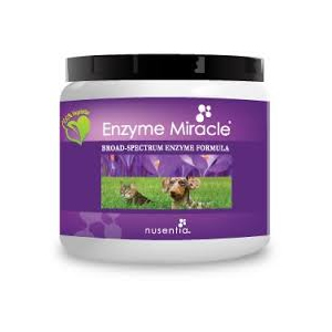 Nusentia Enzyme Miracle for Dogs and Cats - 75g