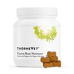ThorneVet Canine Basic Nutrients - Soft Chews - 90 ct.