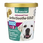 NaturVet Arthrisoothe Gold Level 3 Soft Chews - 70 ct.