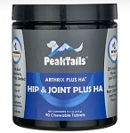 PeakTails Arthrix Plus Hyaluronic Acid for Dogs - 90 ct.
