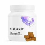 ThorneVet B ComplexVET - Vitamin B Complex for Pets - 60 soft chews