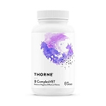 Thorne Research B ComplexVET - Vitamin B Complex for Pets - 60 ct.