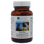 Thorne Research Bacillus CoagulansVET for Dogs & Cats 60 ct.