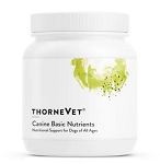ThorneVet Canine Basic Nutrients - New Powder Formula!