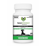 VetriScience Canine Plus Senior Multivitamin - 60 tab - Dog Vitamins