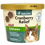 Cranberry Relief Soft Chews for Cats - 60 ct.