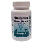 Hemp Powder for Dogs & Cats - Hemp ECS by Veterinarian's Apawthecary