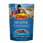 Zukes Hip Action Dog Treats  - Beef - 6 oz.