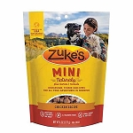 Zukes Mini Naturals Dog Treats - Chicken - 6 oz.