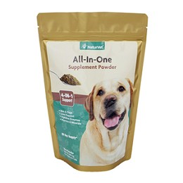 NaturVet All-in-One Powder Vitamin for Dogs & Cats - 13 oz.